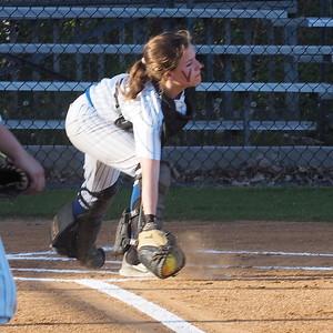 4/18/16 - JV Softball
