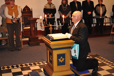 2015-01-10 Installation Ceremony
