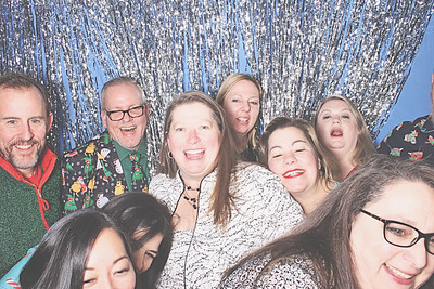 12-18-19 Atlanta Parish Photo Booth - HVMG Holiday Party - Robot Booth