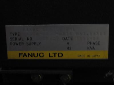 1992-08 Amada 655 1500 watt Laser