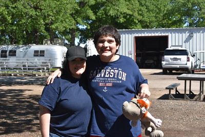 Hunt County Fair 2019: Special Needs Day