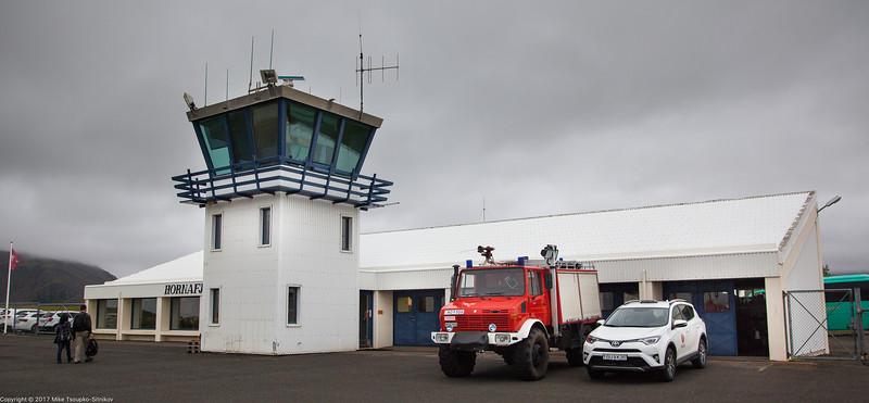 Höfn Airport, Iceland