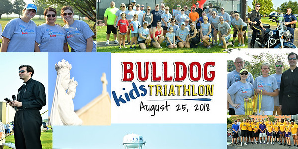 Bulldog Kids Triathlon