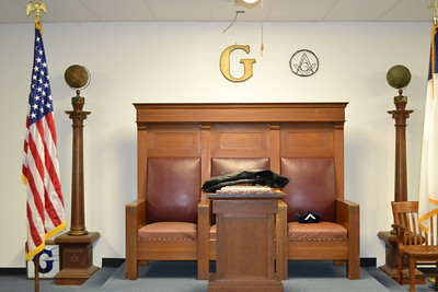 Atoka Lodge #4 District #19 Meeting & Mr Mason - J.D. Brady 9-3-12