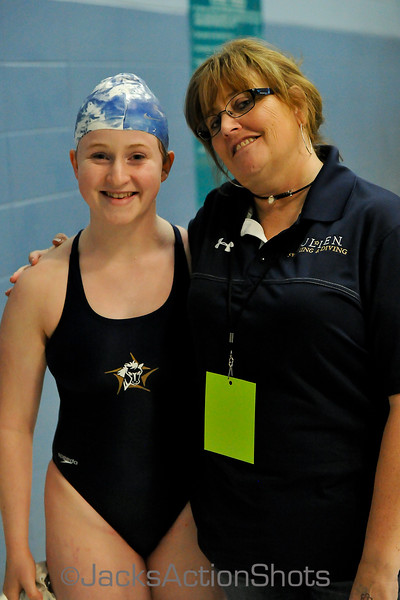 2014 4A Girls Swimming State Championships