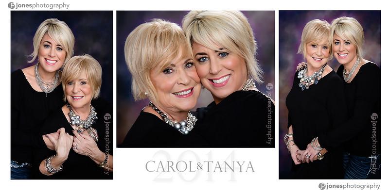 Carol and Tanya