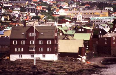 Faroe Islands in the 1980-th