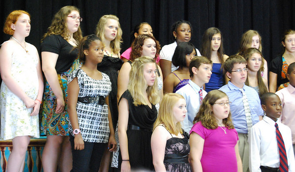 WCC Middle School Vocal Camp 2010