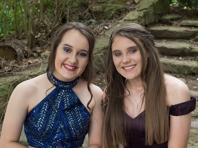 Kendall & Erin Spring Formal