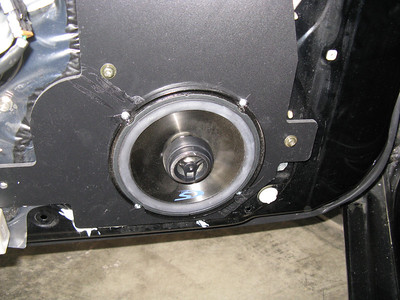 1992 Nissan 300ZX Front and Rear Speaker Installation - USA