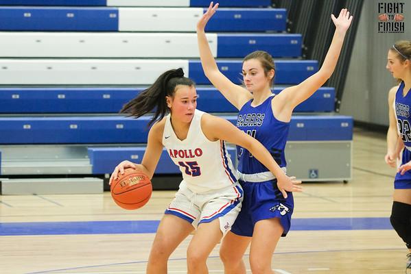 Girls' Basketball - AHS