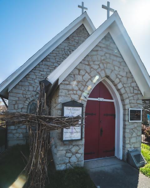 Churches of North Carolina Collection