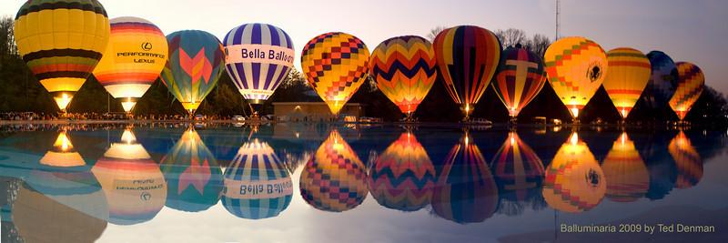 Balluminaria 2009