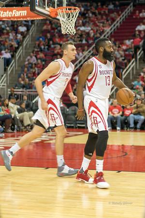 Rockets v. Wizards Jan 2 2017