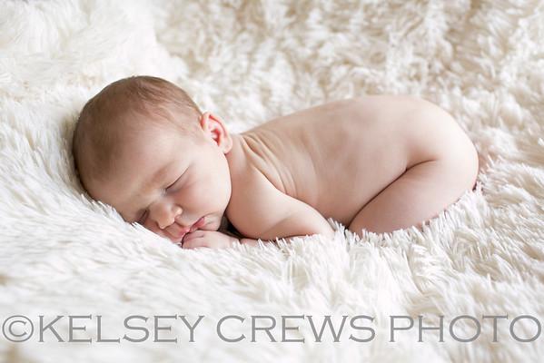 Santa Barbara Newborn Photography
