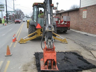 C4C Plate Compactor / Driver
