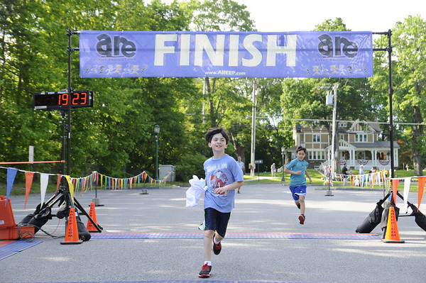 Finish Line under 23mins