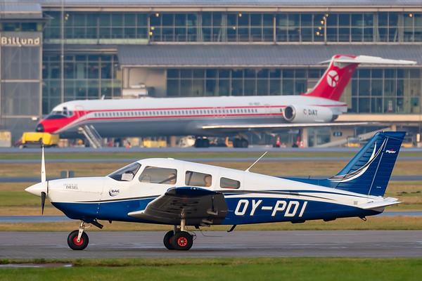 OY-PDI - Piper PA-28-181 Archer DX
