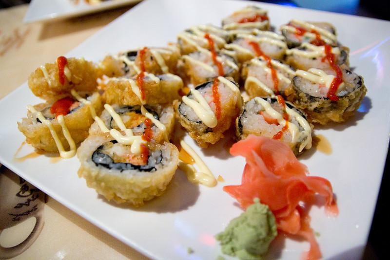 10/08/2012 - Ninja Sushi