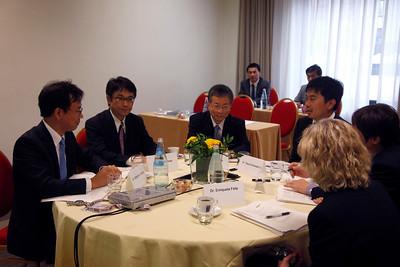ESMO 2010 Monday Roundtable