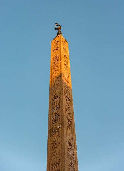 Obelisk, Piazza Navona, Rome