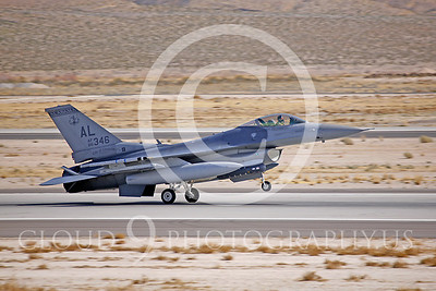 Air National Guard Lockheed Martin F-16 Fighting Falcon Military Airplane Pictures