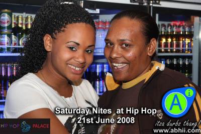 Hip Hop Palace - 21st June 2008