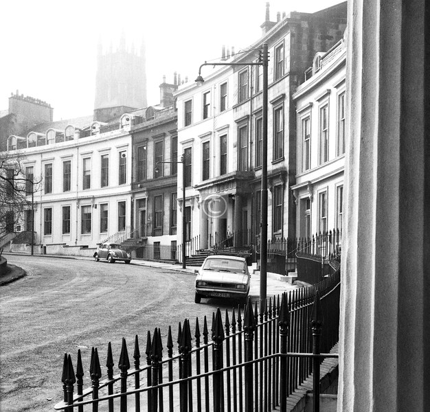 Lynedoch Crescent.