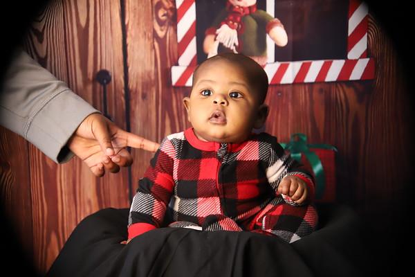 """Trey's"" First Christmas"