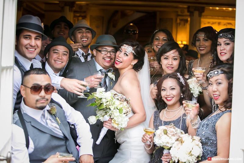 Tenedora Wedding