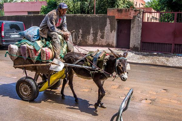 Marrakesh, Essaouira