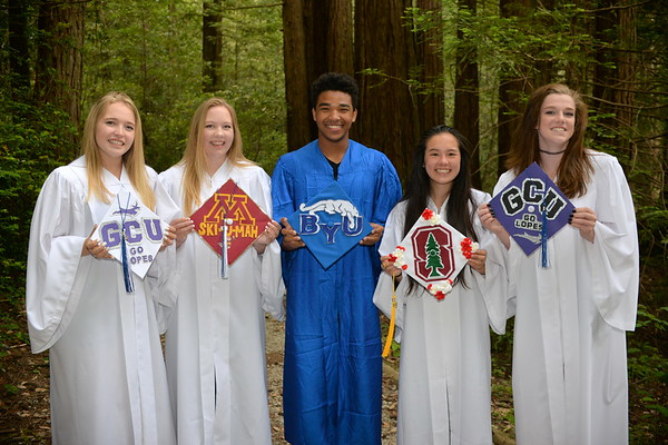 Forest Graduates
