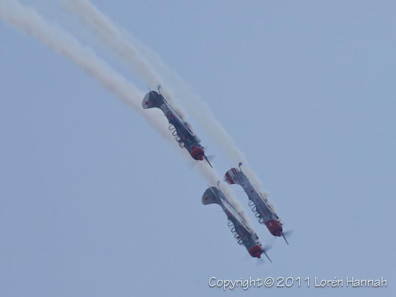 Aerostars Demo Team