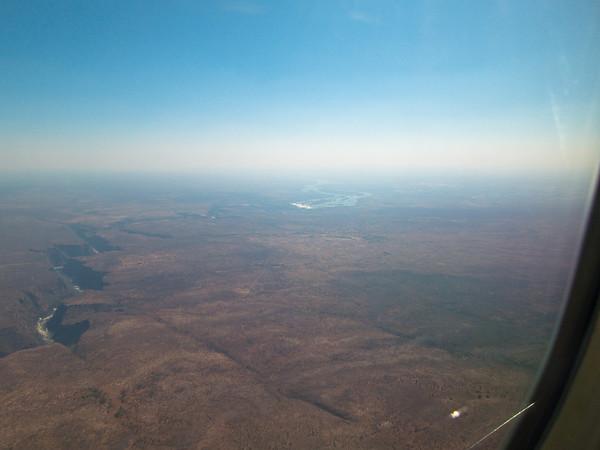 Jo'burg to Livingston to Botswana