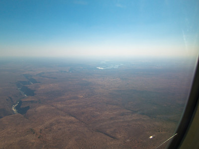 Jo'burg to Livingston to Botswana