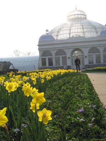 Botanical Gardens -- Basilica
