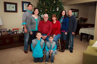 Busam Family Christmas 2013
