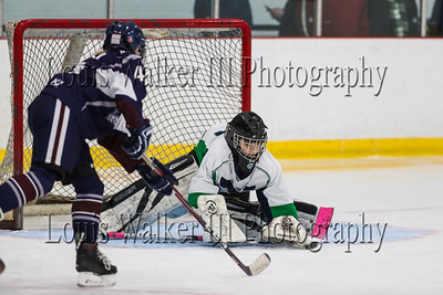Newport Whalers Peewee Norris vs Northern Lights Silver at St George's 1pm on 12/28/19