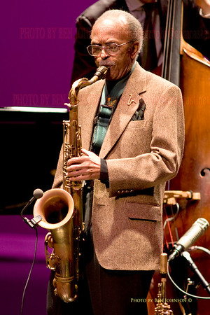 Jimmy Heath - Rutgers Camden - Gordon Theater