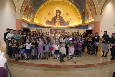 Community Life - Sunday of Orthodoxy - March 9, 2014