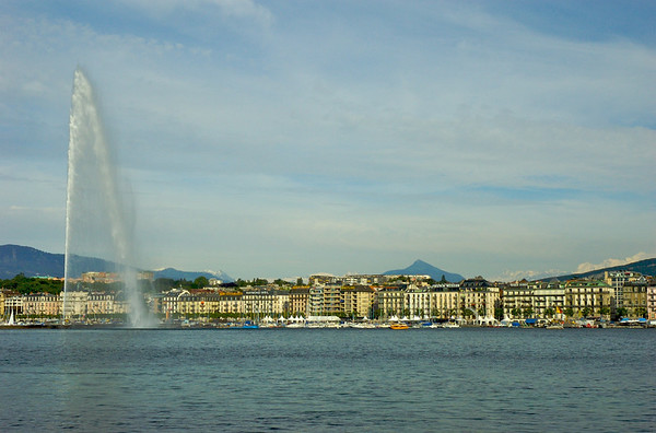 Geneva - Lac Leman & Downtown