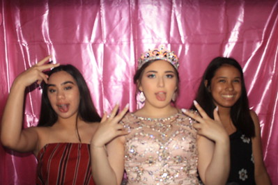 Alexis Nicole Sweet 16th 6-16-18