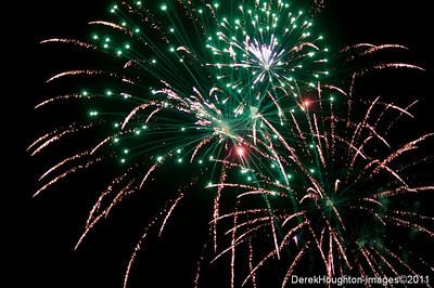 WestonPark Fireworks