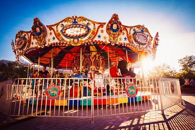 2014 Buckeyethon Carnival