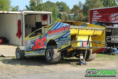 Utica-Rome Speedway-9/10/17-Jeremy McGaffin