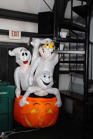 Reese Family Halloween Spooktacular