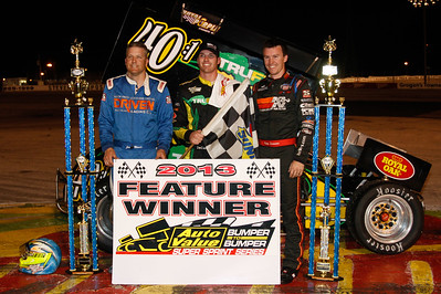 The Fastest Short Track Show in the World, Toledo Speedway, Toledo, OH, June 14, 2013