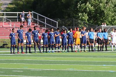 9.4.21 Queens College Men's Soccer vs. FPU