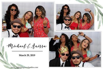 Michael & Anissa's Wedding!