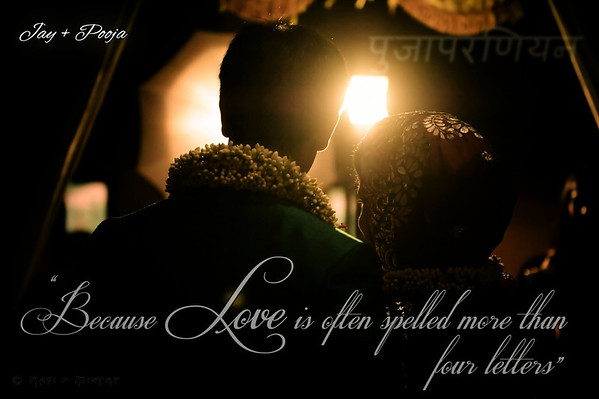 Wedding Day (Jay + Pooja)